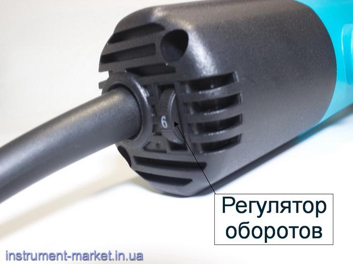 Регулятор оборотов болгарки Grand МШУ 125-1350Е редуктор